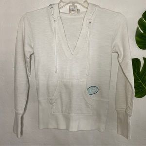 Rip curl pullover hoodie size xs